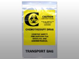 chemotherapy drug transfer bag
