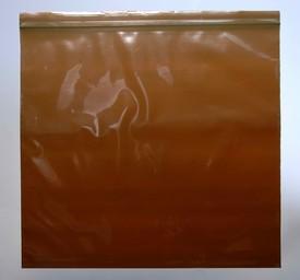 seal top amber transport bags
