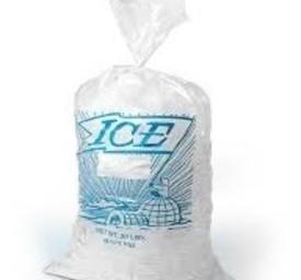 printed metalocene ice bags
