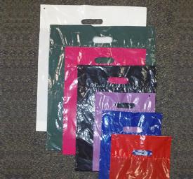 Die-Cut Handle Bags