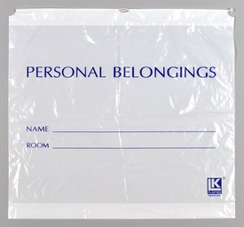 Personal Belongings Bag