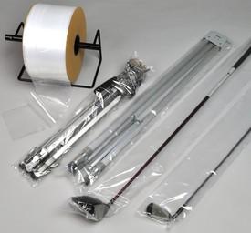 clear polyethylene tubing