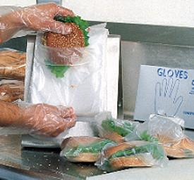 Deli & Convenience Store Bags